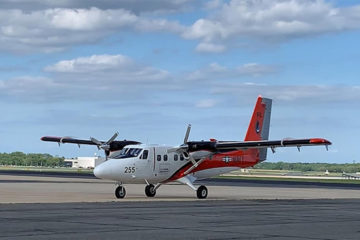 New Twin Otter aircraft joins NRL's aerial research platforms fleet