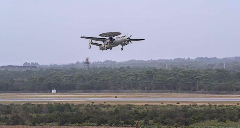 The Japanese Air Self-Defense Force (JASDF) on March 29 took delivery of its first E-2D Advanced Hawkeye Airborne Early Warning and Control (AEW&C) aircraft, Northrop Grumman announces today.