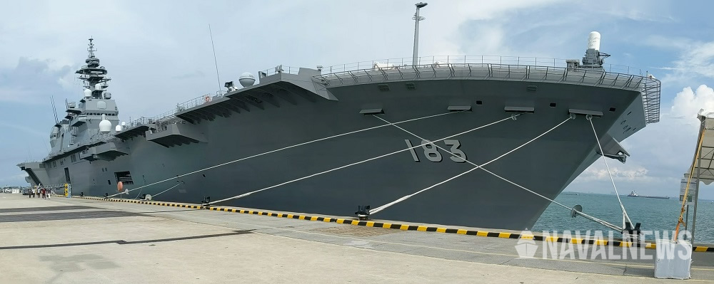 Opening of IMDEX Asia 2019 in Singapore - Naval News