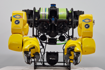 RE2 to develop human-like robotic hand for US Navy mine countermeasures missions