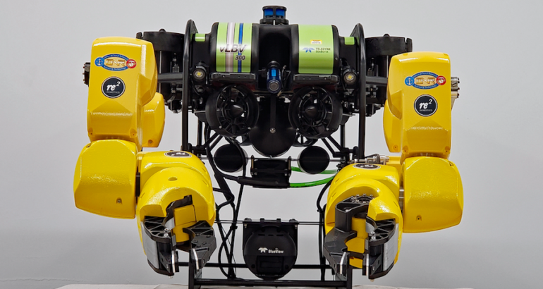 RE2 Robotics, a US developer of human-like robotic manipulator arms, announced yesterday that they have received $3 million in funding from the US Navy's Office of Naval Research (ONR) to develop a dexterous, underwater robotic hand with tactile feedback.
