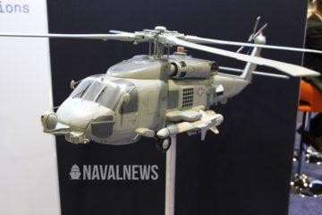 SAS 2019: Kongsberg pitching NSM-HL missile for maritime helicopter