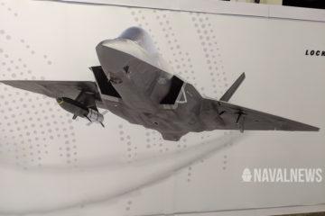 SAS 2019: Lockheed Martin's Hypervelocity Missile for F-35C