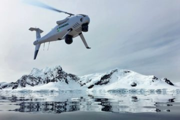 Schiebel Wins Norway's Tender for UAS Deployment in the Arctic