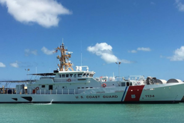 "US Coast Guard accepts 34th FRC ""William Hart"""