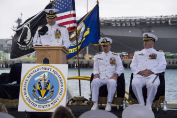 US Navy sets new squadron for emerging surface warfighting capabilities development