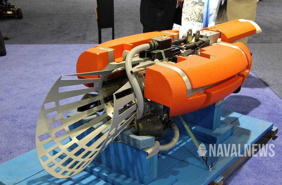 As Unmanned Underwater Vehicles are called to proliferate in a near future, the US Naval Surface Warfare Center's (NSWC) Panama City Division is now exploring new options easing the UUV launch and recovery phases.