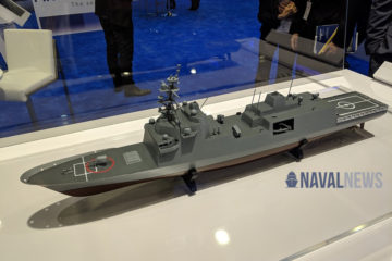 Video: Fincantieri Unveils FREMM FFG(X) Design