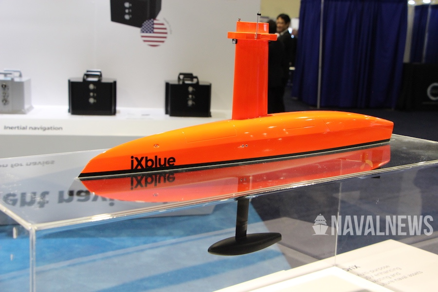Following its recent success with the US Coast Guard, the France-based iXblue continues to promote its range of solutions on the US soil, backed by its two local factory plants in Providence (Rhode Island) and Denver (Colorado).