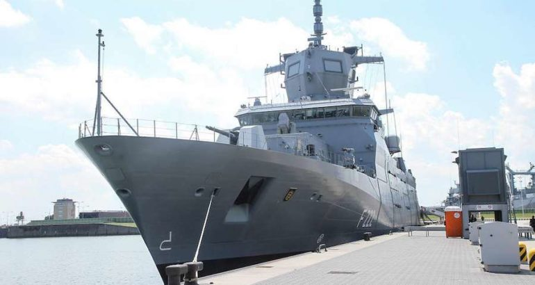 After years of delay, the German Navy officially commissioned the first F125 frigate Baden-Württemberg on June 17, 2019.