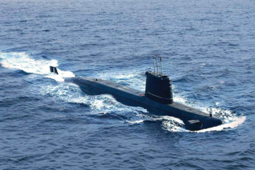 Aselsan Zargana torpedo countermeasures system selected for Pakistan Navy's Agosta 90B submarine upgrade