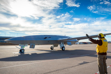 BAE Systems joins MQ-25 Stingray unmanned tanker team