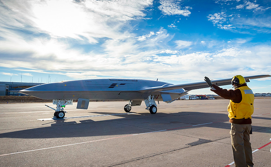 BAE Systems has been awarded contracts by Boeing to supply the Vehicle Management Control System and Identification Friend or Foe (IFF) System for the MQ-25 Stingray unmanned tanker, the company stated today.