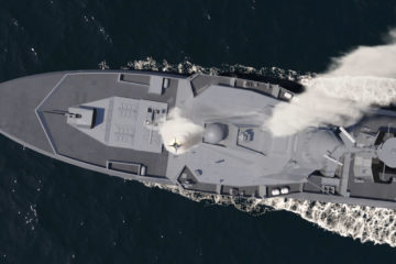 Naval Group to Cut Steel on FDI Next Gen French Frigate in Mid-October