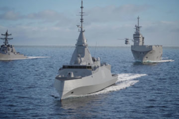 Naval Group presents its industrial & academic cooperation plan with Greece