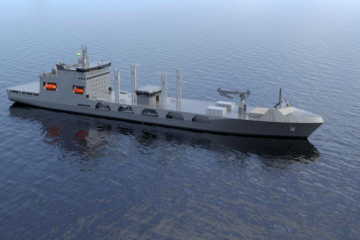 Indian Navy selects TAIS for delivery of five Fleet Support Ships
