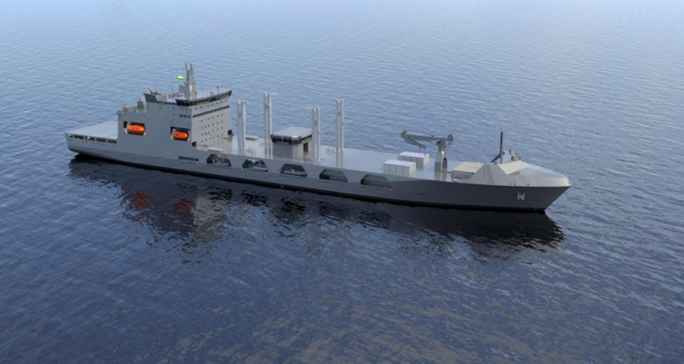 The Turkish shipyard TAIS recently won a US$2.3Bn contract with the Indian Navy for the delivery of five 45,000-ton fleet support ships, the company announced on May 31.