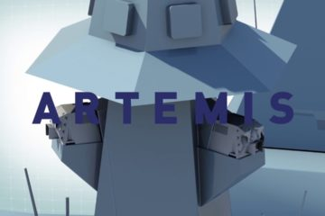 MAST Asia: Thales Pitching Artemis IRST for JMSDF 30FFM Baseline 2
