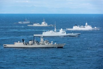NATO countries sign MoU on Maritime Battle Decisive Munitions initiative