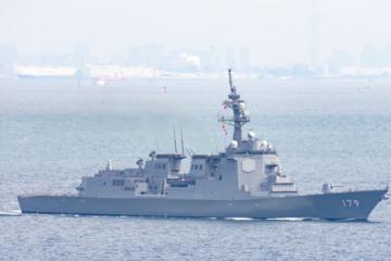 "New JMSDF AEGIS Destroyer ""Maya"" Starts Sea Trials"