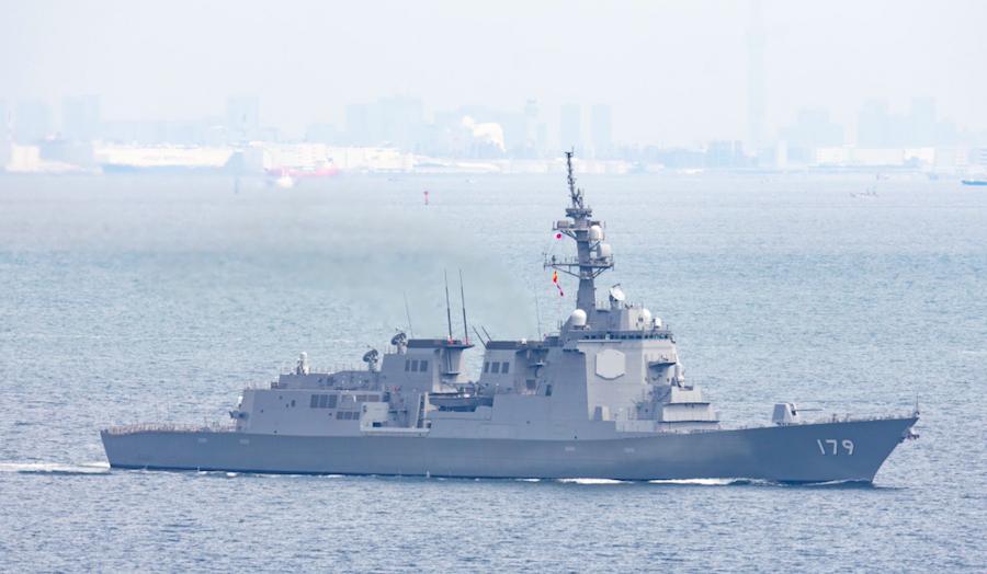 "New JMSDF AEGIS Destroyer ""May..."