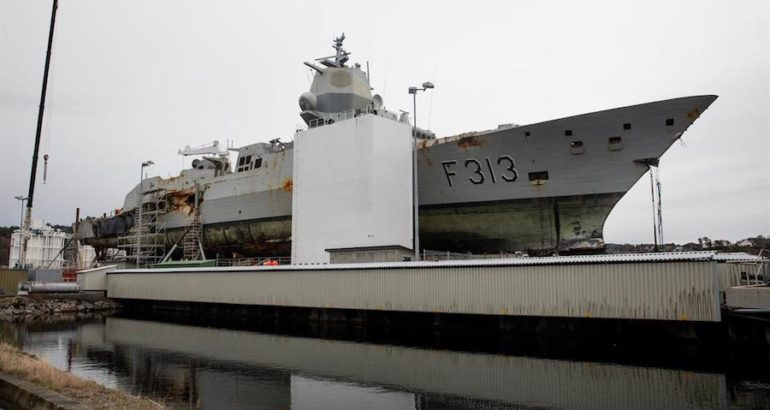 Norway has officially decided to scrap its F313 frigate KNM « Helge Instad » instead of repairing her, the Norwegian government confirmed on June, 21.