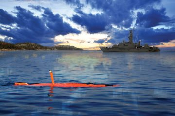 QinetiQ to provide the Royal Navy with Advanced ASW Training