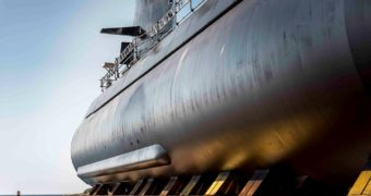 Second Gotland-class Submarine HMS Uppland Relaunched following MLU by Saab