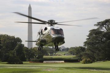 Sikorsky secures US$542 million order for six VH-92A Presidential Helicopters