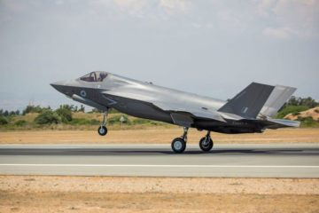 UK F-35Bs fighter jets complete first operational missions over Iraq and Syria