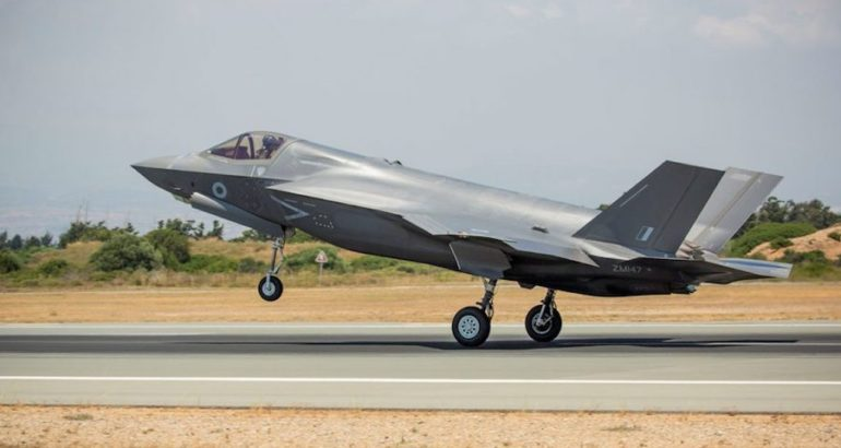 The UK's newest and most advanced fighter jet, the F-35B, has successfully completed its first operational missions, the UK MoD announced today, June 25.