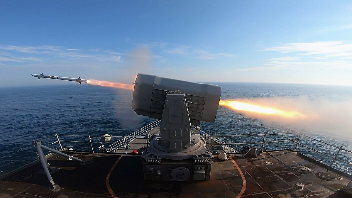 US Navy & Raytheon Demonstrate Improved RAM Block 2A Missile
