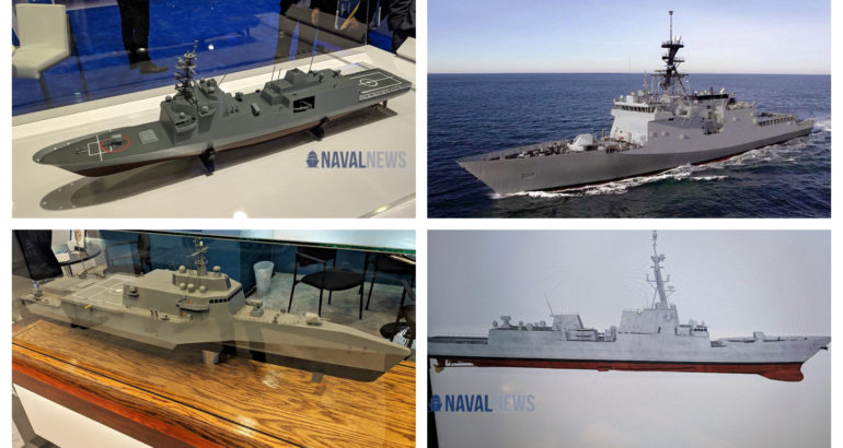 The U.S. Navy released a request for proposals (RFP) for the guided missile frigate FFG(X) detail design and construction (DD&C) contract for the first 10 ships (one base ship and nine option ships), the PEO Unmanned and Small Combatants announced on June 20 - Naval News.