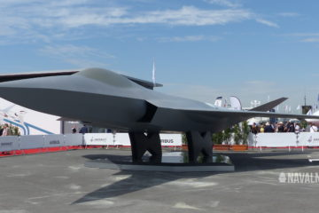 Dassault confirms the Future Combat Air System will operate from aircraft carriers