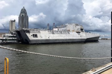 Austal Launched its 12th Independence-class LCS – The Future USS Oakland