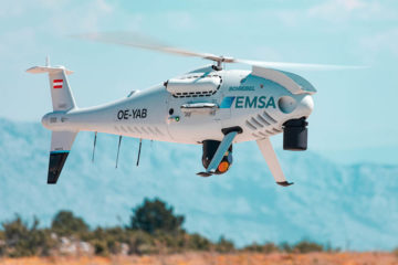 Croatia to deploy CAMCOPTER S-100 UAS for maritime surveillance missions