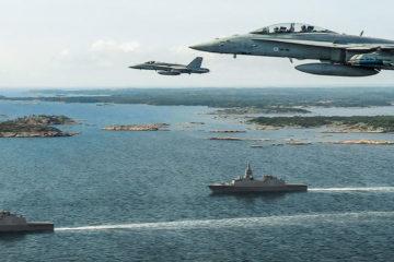 Finnish Navy Pohjanmaa-Class Corvette Program back on track
