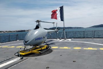French Navy Aiming for 1200 Unmanned Systems by 2030