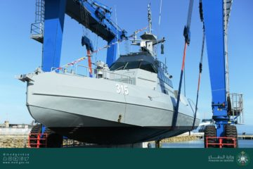 French Shipyard CMN Delivers First 2 of 39 HSI32 Interceptors to Royal Saudi Navy