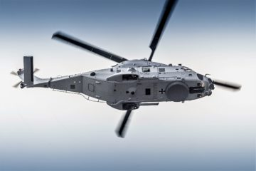 German Navy Selects NH90 NFH as Lynx ASW Helicopter Replacement