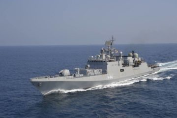 Indian Navy's 3rd batch of Project 1135.6 frigates expected for 2024