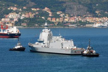 Italian Navy PPA to be Powered by Hybrid GE  Propulsion System