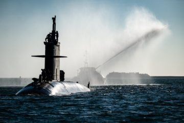 Last Cruise for French Rubis-class SSN 'Saphir' – 'Suffren' About to Take Over