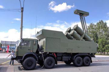 "Light Coastal Defense System ""Rubezh-ME"" Unveiled at IMDS 2019"