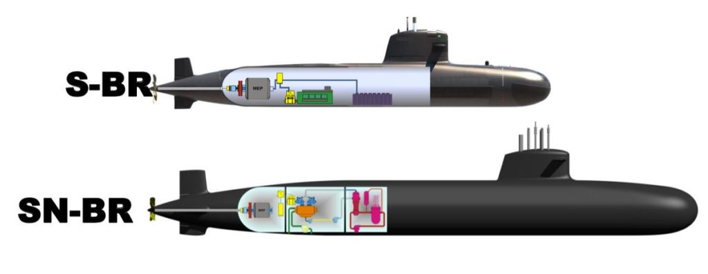 More Details on Suffren - The French Navy Next Gen SSN - & on its