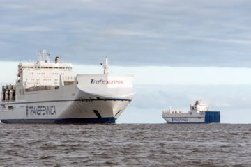 NATO tests effectiveness of Strategic Sealift Contract