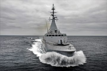 Naval Group Selects iXblue's Navigation Systems for 2 Gowind-class Corvettes