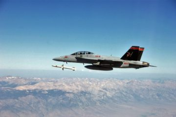 Northrop Grumman Awarded Contract for Lot 8 Full Rate Production of the AGM-88E AARGM