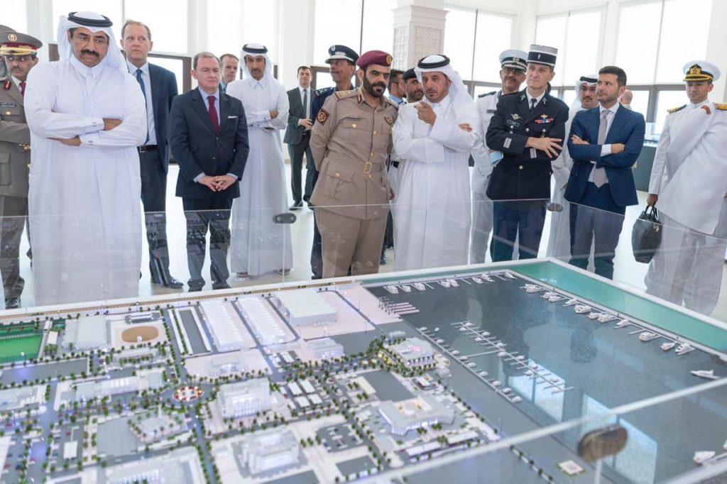 Qatar Coast Guard Inaugurates New Naval Base & Fleet