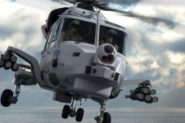 Thales on Track with FASGW(L) / LMM / Martlet Program for Royal Navy's Wildcat Helicopters